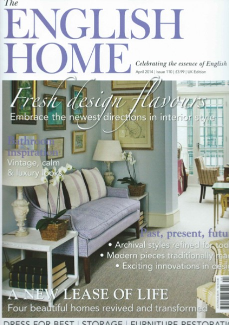 The English Home - May 2014