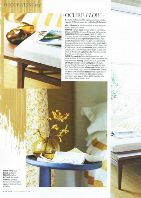 Living etc - May 2014