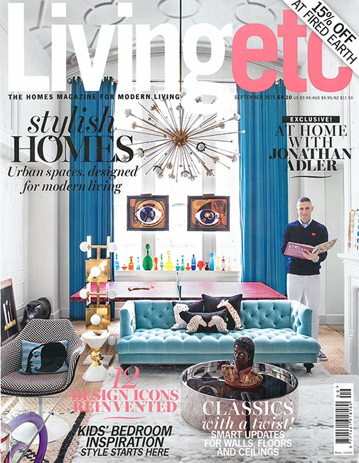 Living etc - September 2015